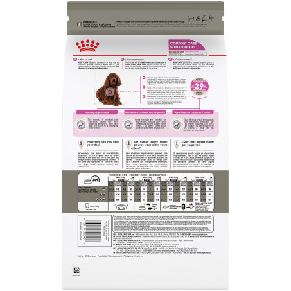 Royal Canin Canine Care Nutrition Medium Comfort Care Dry Dog Food