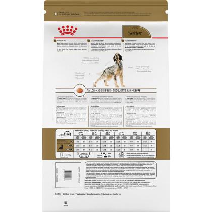 Setter Adult Dry Dog Food