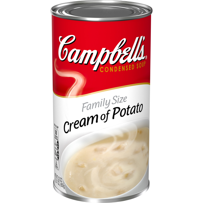 Family Size Cream of Potato Soup