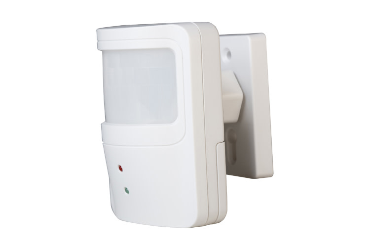 Side view of WOS2 Daintree Networked Ceiling Mount Occupancy Sensor