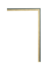 Zen Fillet Taupe 3/8
