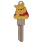 Disney 3D Pooh Key Blank