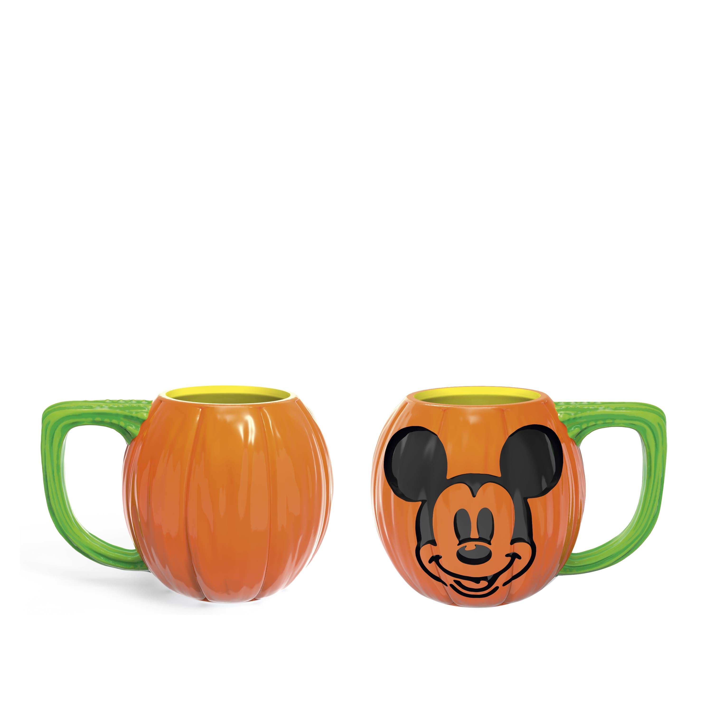 Disney 15 ounce Coffee Mug and Spoon, Mickey Mouse slideshow image 6
