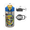Toy Story 4 15.5 ounce Water Bottle, Buzz & Woody slideshow image 5