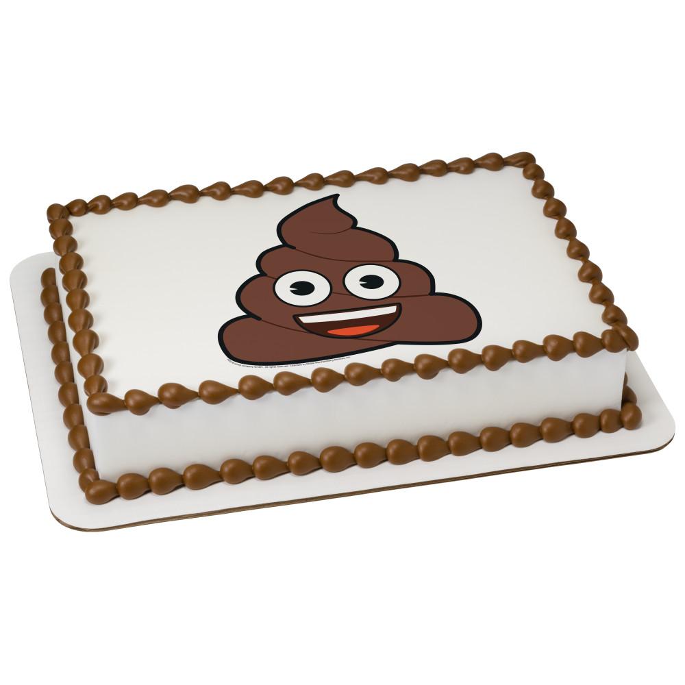 emoji® Smiley Poo