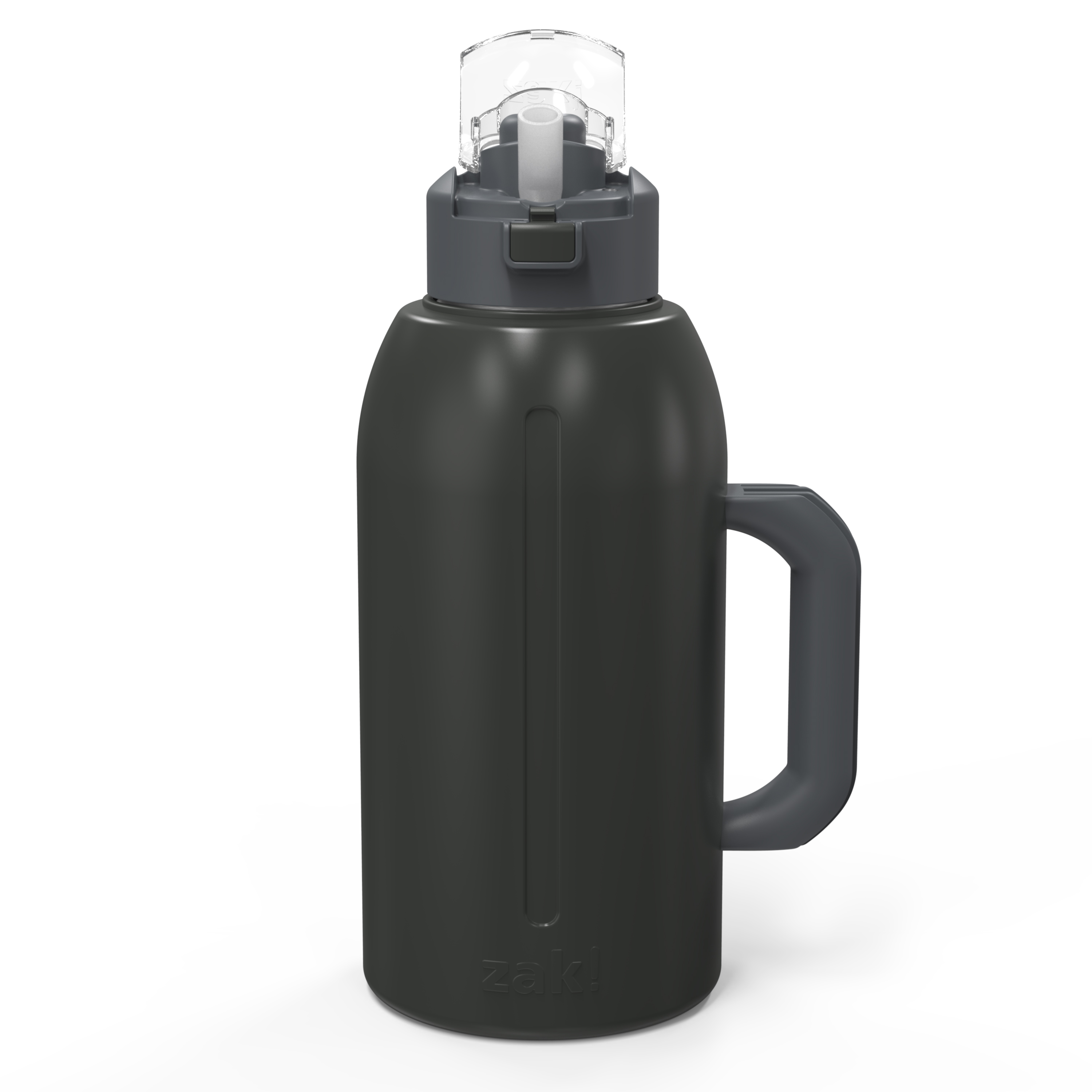 Genesis 64 ounce Vacuum Insulated Stainless Steel Tumbler, Charcoal slideshow image 5
