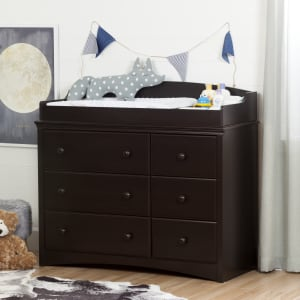 Angel - Changing Table 6-drawers