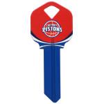 Detroit Pistons Key Blank