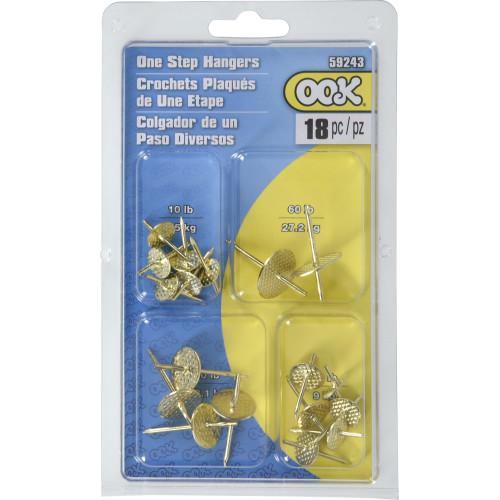 OOK One Step Hanger Kit 60lb