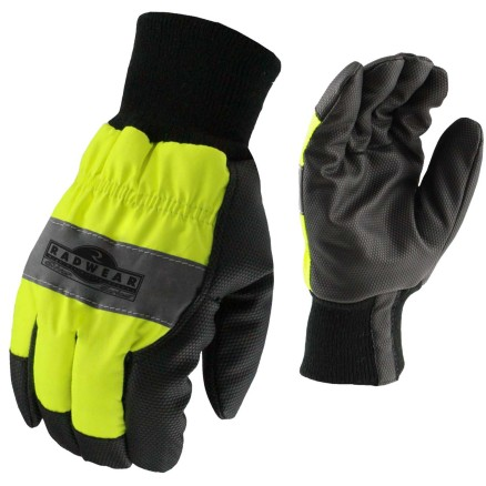 Radians RWG800 Radwear® Silver Series™ High Visibility Thermal Lined Glove