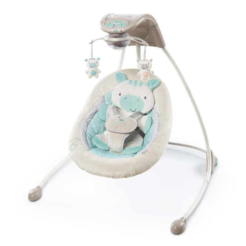 InLighten Cradling Swing™ - Zoo Zoo Zebra™