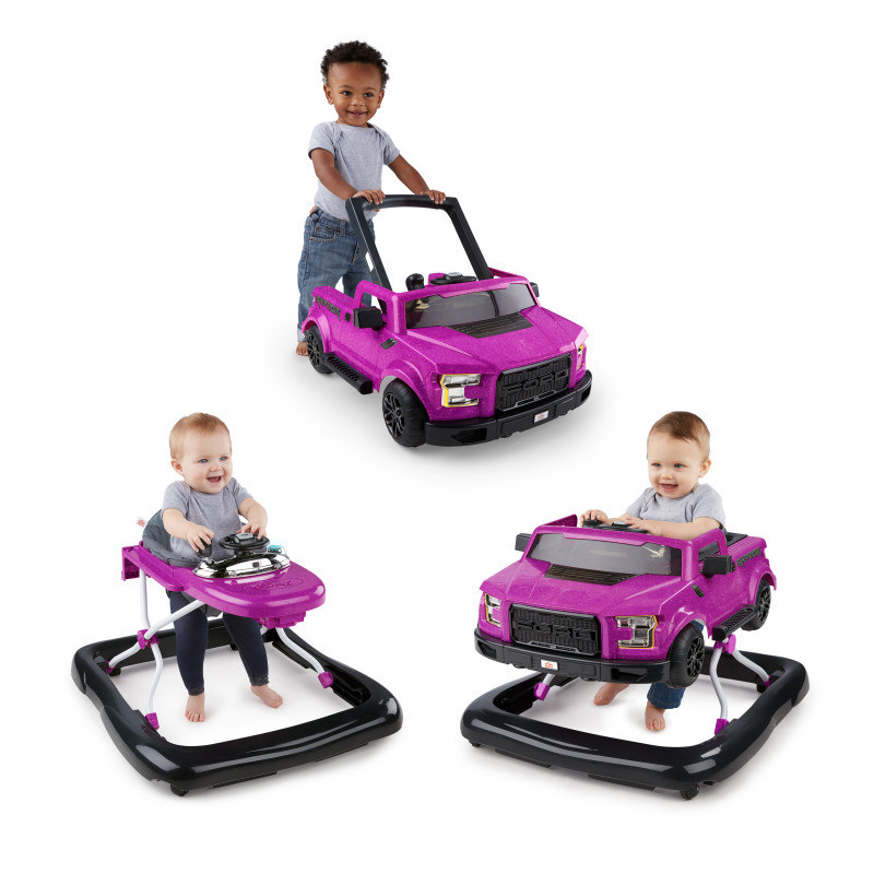 3 Ways to Play Walker™ - Ford F-150, Raptor Electric Magenta