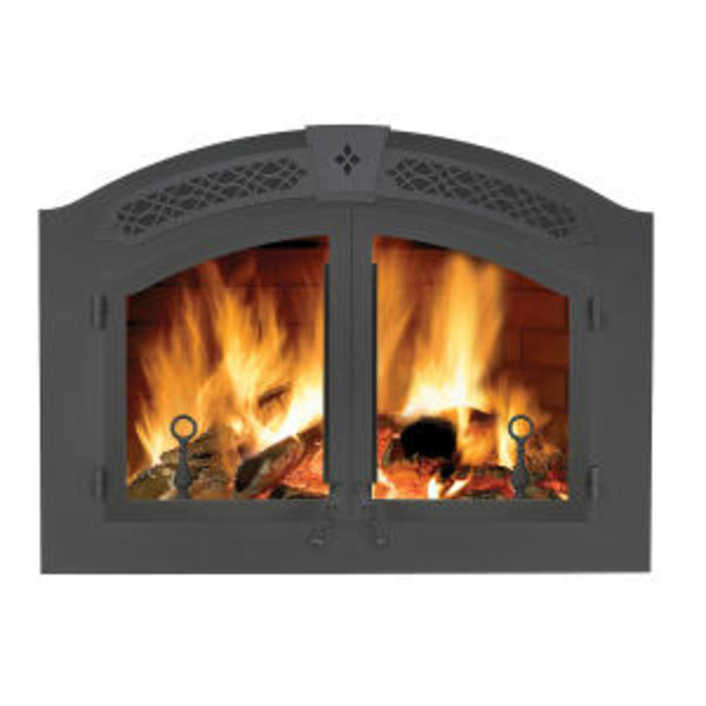 Click to view High Country™ 6000 Wood Fireplace