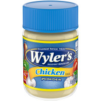 Wyler's Chicken Flavor Instant Bouillon Powder 2.25 oz Jar image