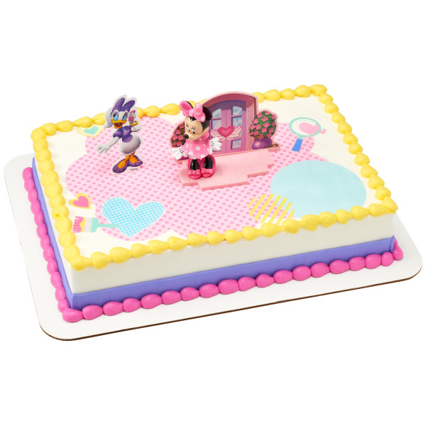 Minnie Mouse Happy Helpers DecoSet®