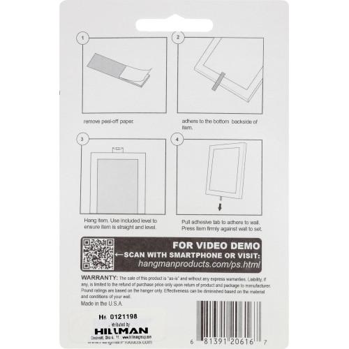 Hillman Picture Straightener Strips