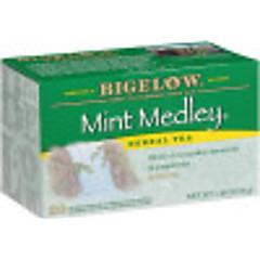 Mint Medley Herbal Tea - Case of 6 boxes- total of 120 tea bags