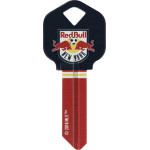 NY Red Bulls Key Blank