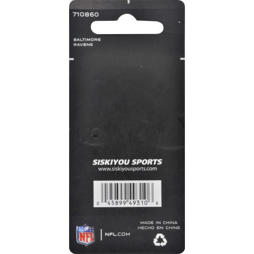NFL Baltimore Ravens Key Chain