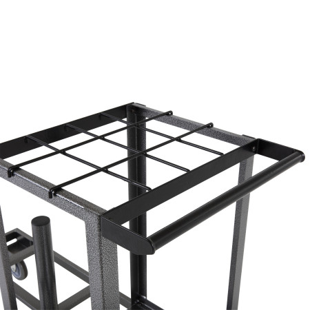 Statesman Cart Bundle - Black Steel 12