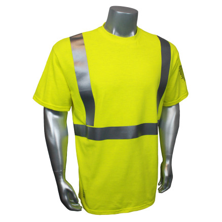 Radwear USA Fire Retardant Short Sleeve Safety T-Shirt