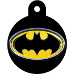 Batman 2014 Large Circle Quick-Tag