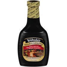 Mr. Yoshida's Sweet Teriyaki Original Gourmet Marinade & Cooking Sauce 17 fl oz Bottle