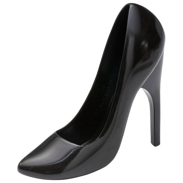 Black Shoe Adornment Layon