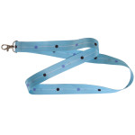 Blue Dots Neck Lanyard
