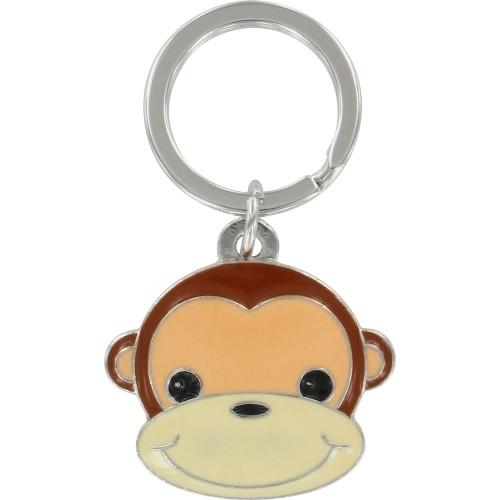 3D Monkey Key Chain