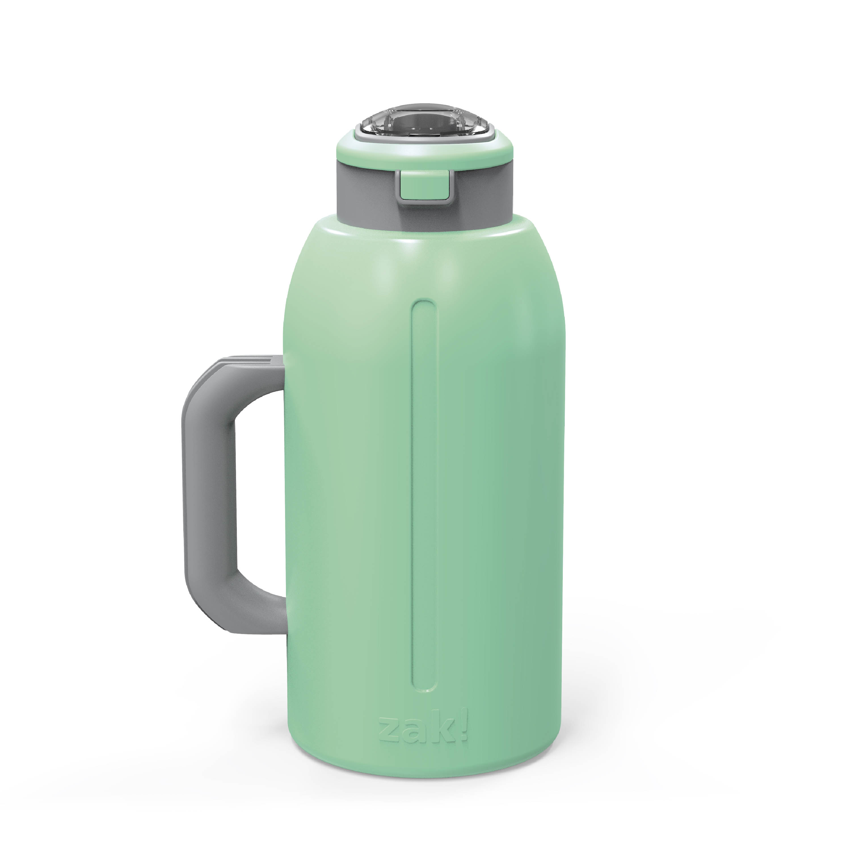 Genesis 64 ounce Stainless Steel Water Bottles, Neo Mint slideshow image 1