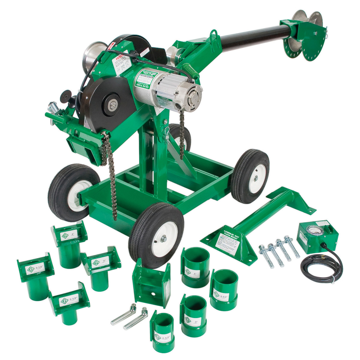 Greenlee,6004,PULLER PACKAGE,CABLE (6004)