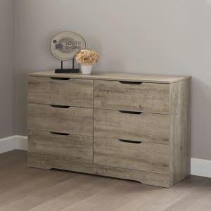 Holland - 6-Drawer Double Dresser