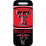 Texas Tech Red Raiders Large Luggage Quick-Tag