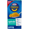 Kraft Spirals Macaroni & Cheese Dinner, 5.5 oz Box