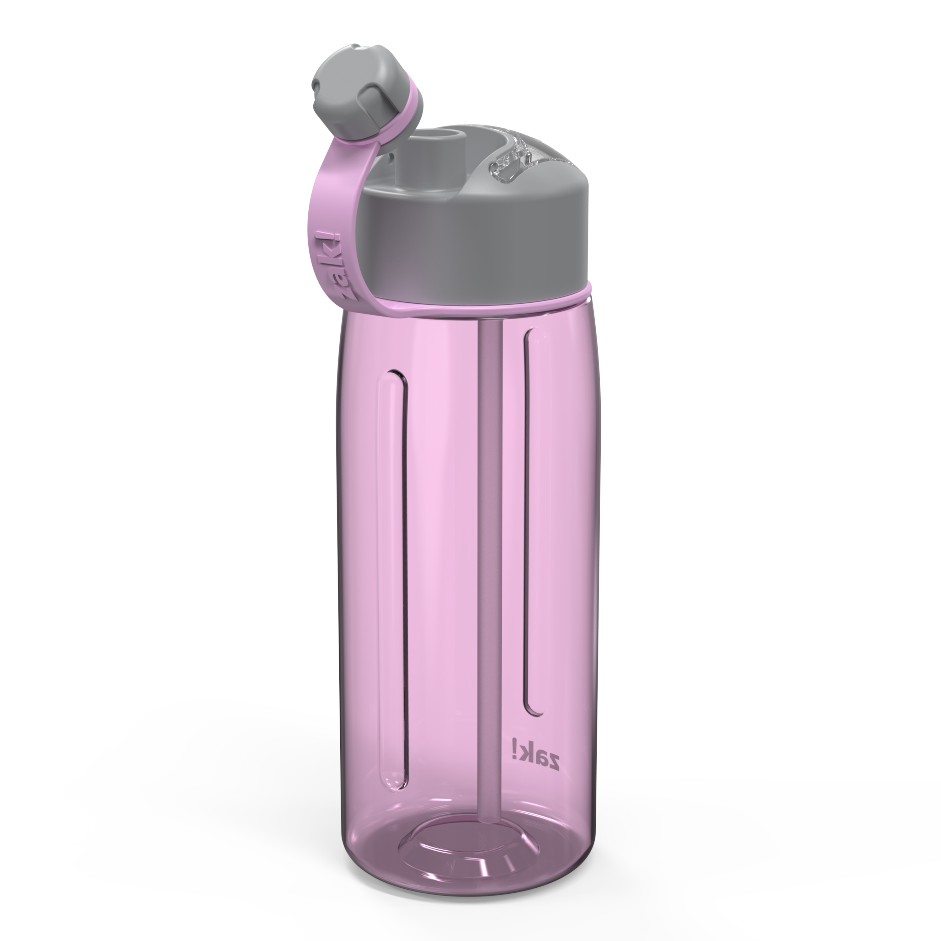 Genesis 32 ounce Water Bottle, Lilac slideshow image 7