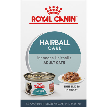 Royal Canin Feline Care Nutrition Hairball Canned Canned Cat Food