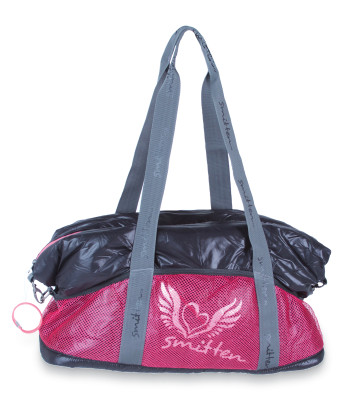 Smitten Pixie 2-in-1Transforming Duffel Bag into a Backpack Nurse Bag-