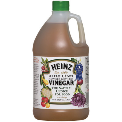 Heinz Distilled Apple Cider Vinegar 64 fl oz Jug