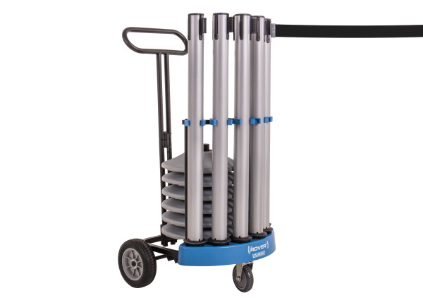 Rover Cart Bundle - Silver Steel 23