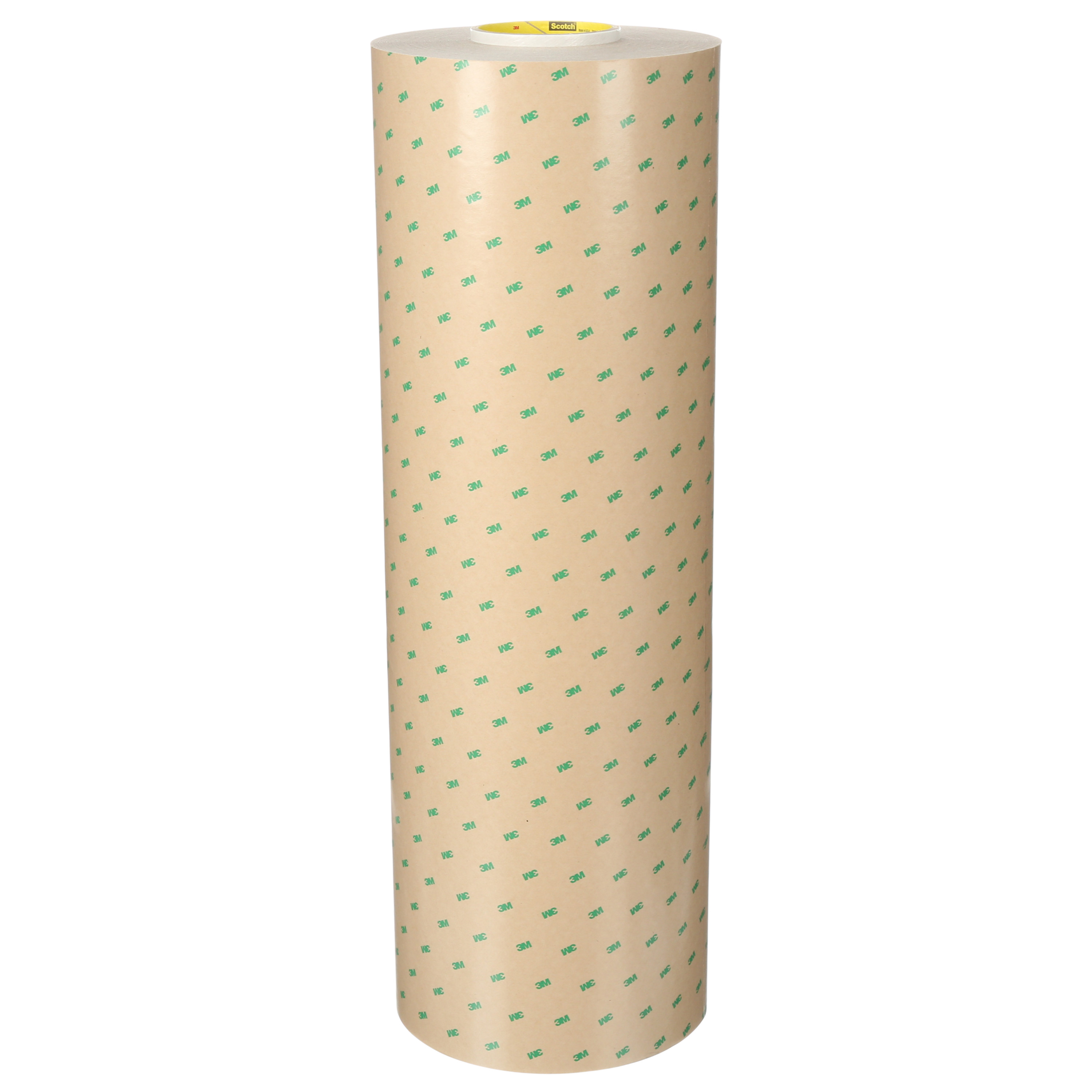 3M™ Adhesive Transfer Tape 9502, Clear, 48 in x 60 yd, 2 mil, 1 roll per case