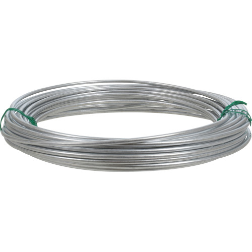OOK Galvanized Solid Wire #9 50ft Coil