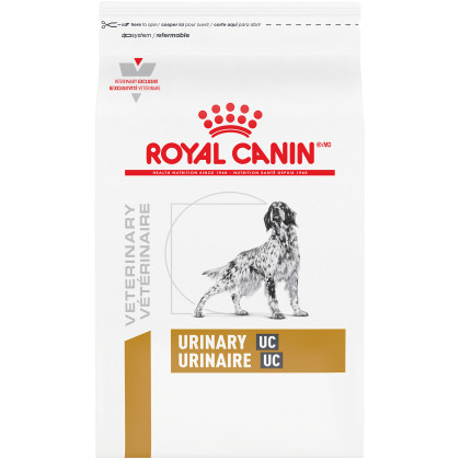 Royal Canin Veterinary Diet Canine Urinary UC Dry Dog Food