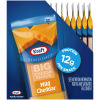 Kraft Mild Cheddar Big Cheese Snacks 14 - 2 oz Box
