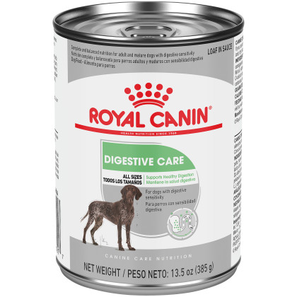 Digestive Care Loaf in Sauce Canned Dog Food