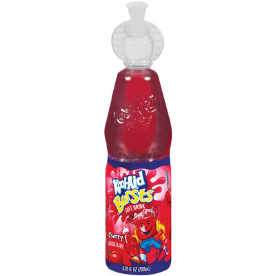 Kool-Aid Bursts Cherry Ready-to-Drink Juice 6.75 fl oz Bottle