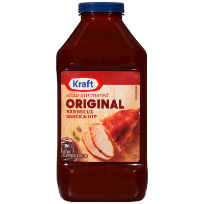 Kraft Original Barbecue Sauce, 82.5 oz Bottle