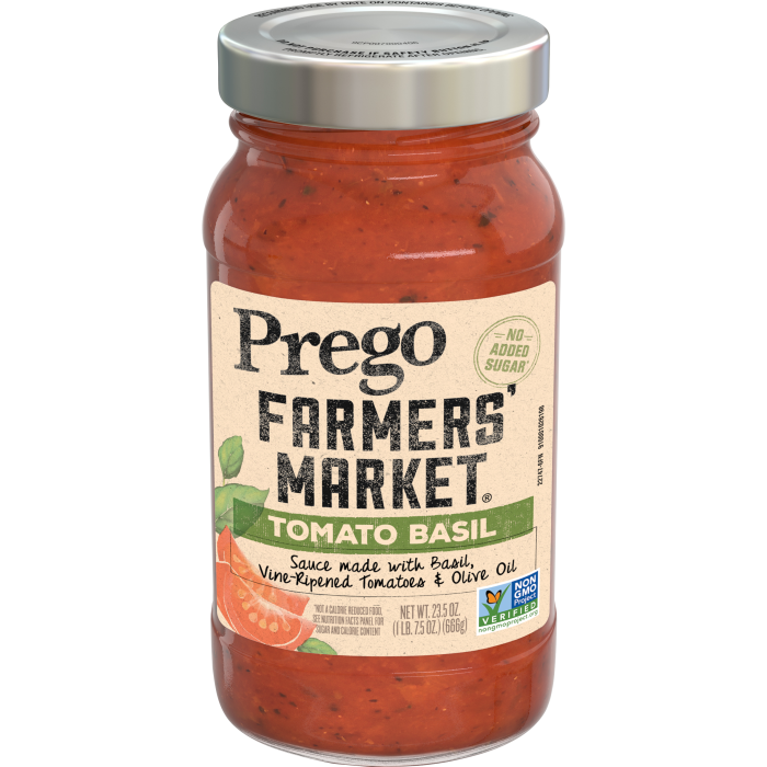Tomato & Basil Sauce