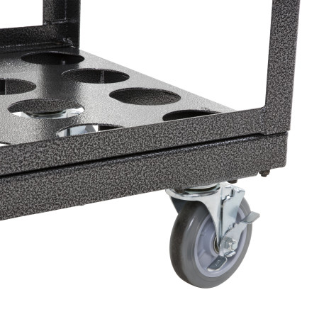 Statesman Cart Bundle - Black Steel 13