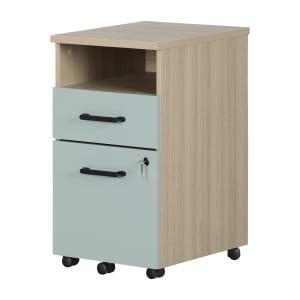 Zelia - 2-Drawer Mobile File Cabinet